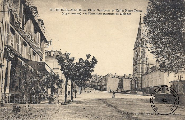 Notre-Dame - Notre-Dame Church (1910)